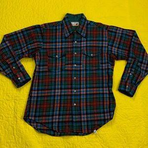 Vintage 70s/80s LOBO Pendleton Wool Flannel Shirt